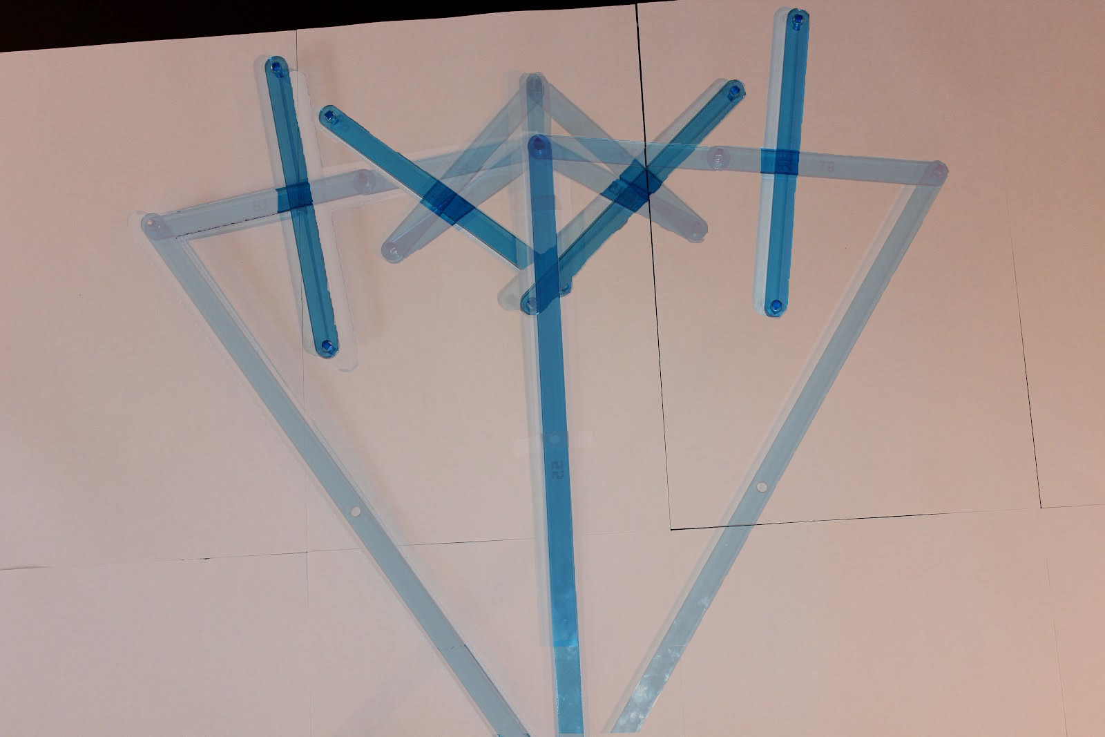 Math Monday, Linkages Part 4: Four Bars, Four Positions