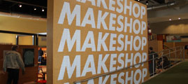 In the MAKESHOP – Informal Learning and Making at the Children's Museum of Pittsburgh