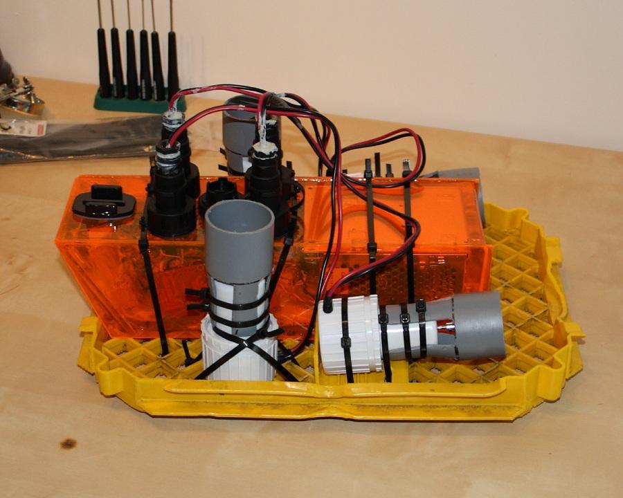 Nokken-3 Subsea Exploration Robot
