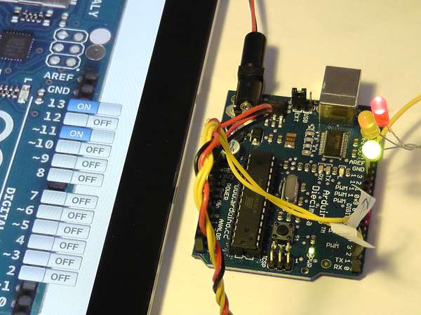 iOS Sensor Apps with Arduino Author Presenting a Masterclass in London 8 October