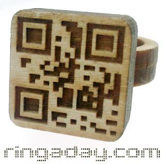 QR Code Ring