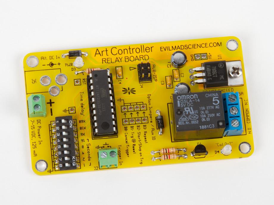 EMSL's Art Controller