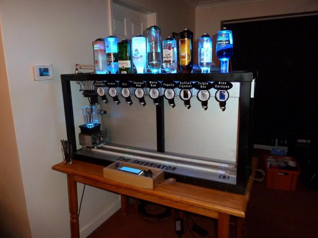 The Inebriator Cocktail Machine
