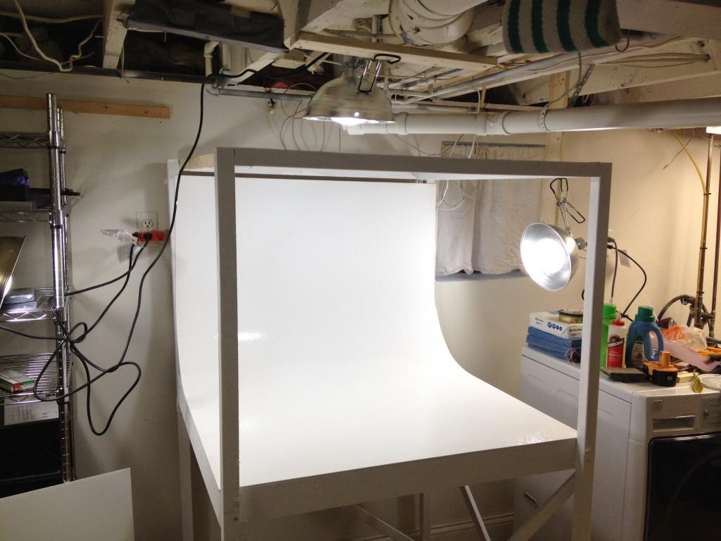 DIY Mini Photo Studio