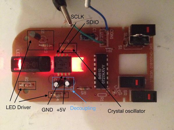 circuit diagram maker 1997 ford f150 fuse panel turning a cheap optical mouse into robot odometer | make: