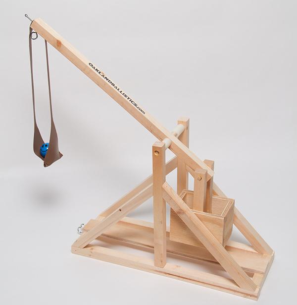 New in the Maker Shed: Trebuchet Kit