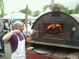 Maker Faire New York: Pizza Moto