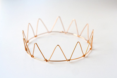 How-To: Wire Crown