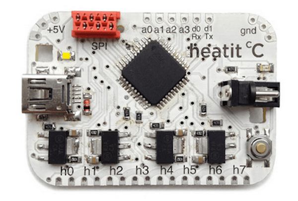 Heatit Brings More Amps to Microcontroller Projects