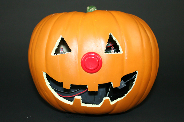 Make the Scariest Pumpkin Ever