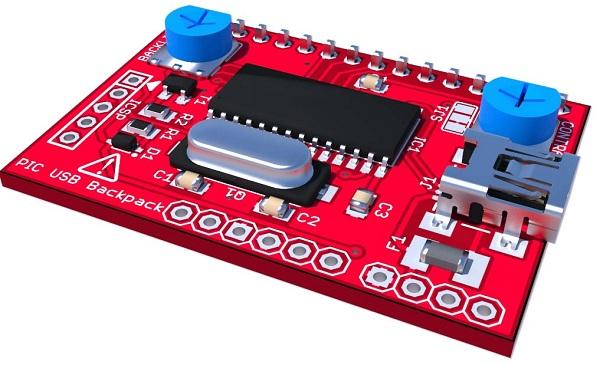 Rendering PCBs as 3D Models with Kerkythea