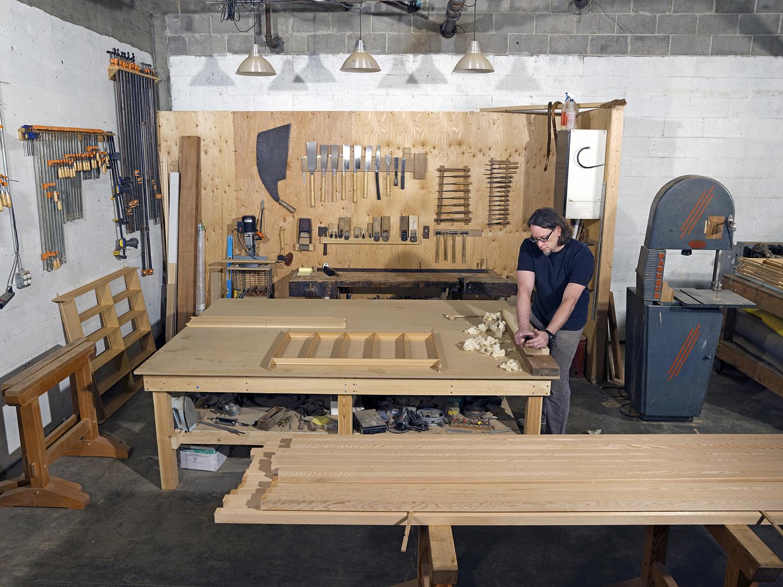 Workshop: Len Cullum in Seattle, Washington