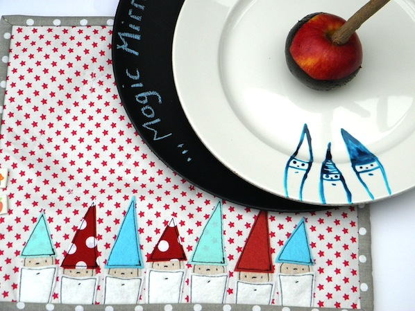 How-To: Magical Gnome Placemats