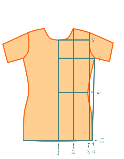 How-To: Basic Fitted T-Shirt