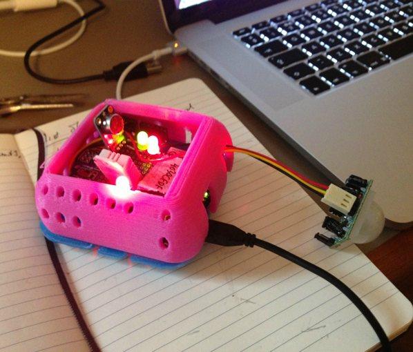 Mini Maker Faire and Data Sensing Lab at Strata NY