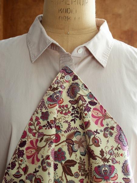 How-To: Buttonhole Napkins