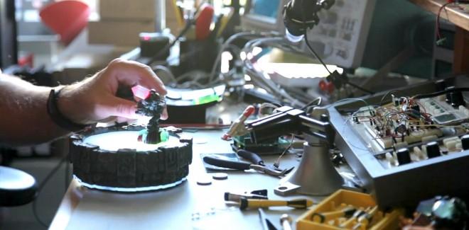 Childhood Tinkering Inspires Hardware Innovation