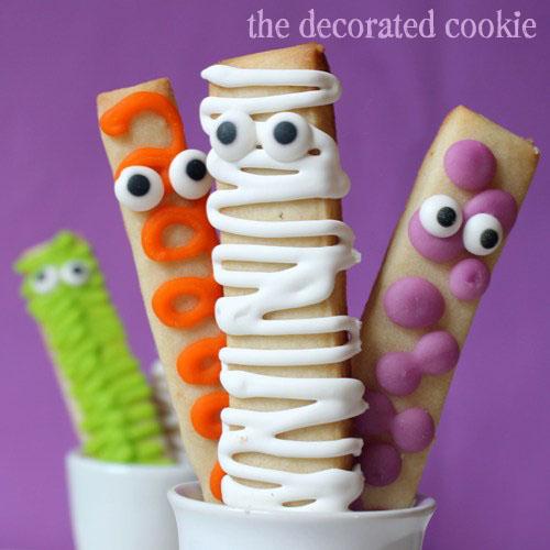 Recipe: Monster Cookie Sticks