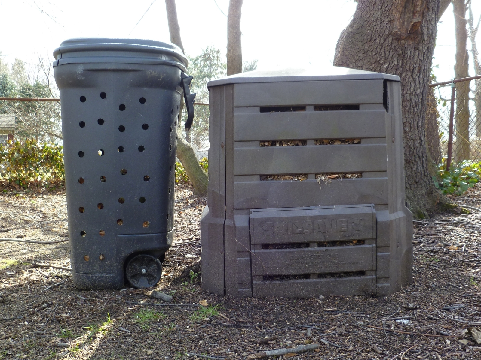 How-To: Trash Can Composter