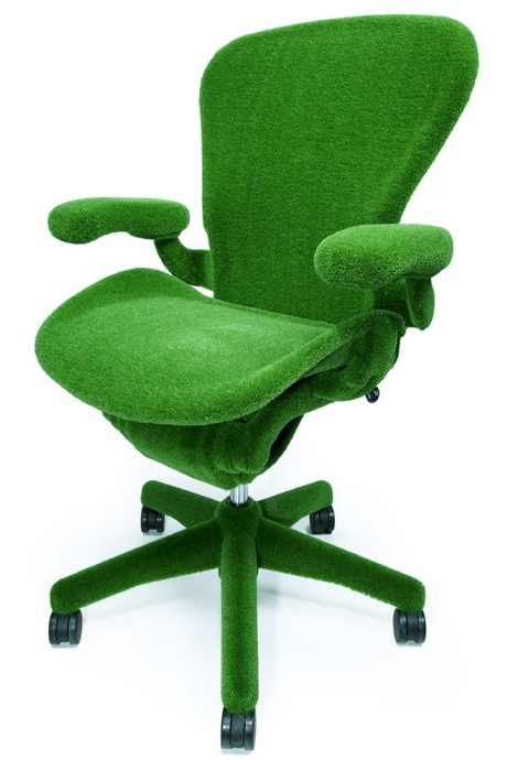 astroturf chair