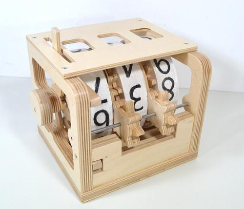 How Mechanical Counters Work