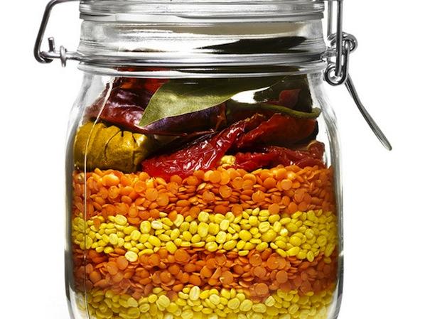 Gift Idea: Recipes in a Jar