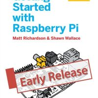 Getting Started with Raspberry Pi Cover