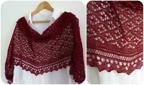 How-To: Knitted Lace Shawl