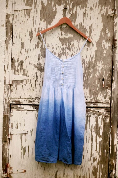Ombre Dress How-To