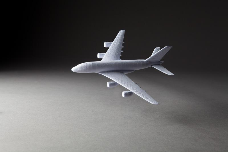 Paper-Based 3D Printing Process