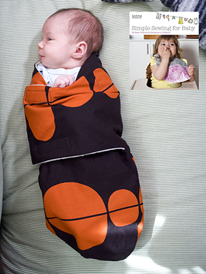 Best of CRAFT Pattern: Snuggler Baby Swaddle