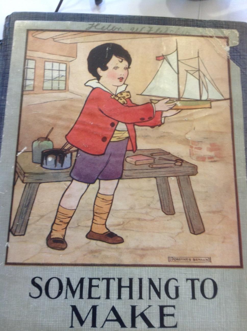 Something to Make children's book
