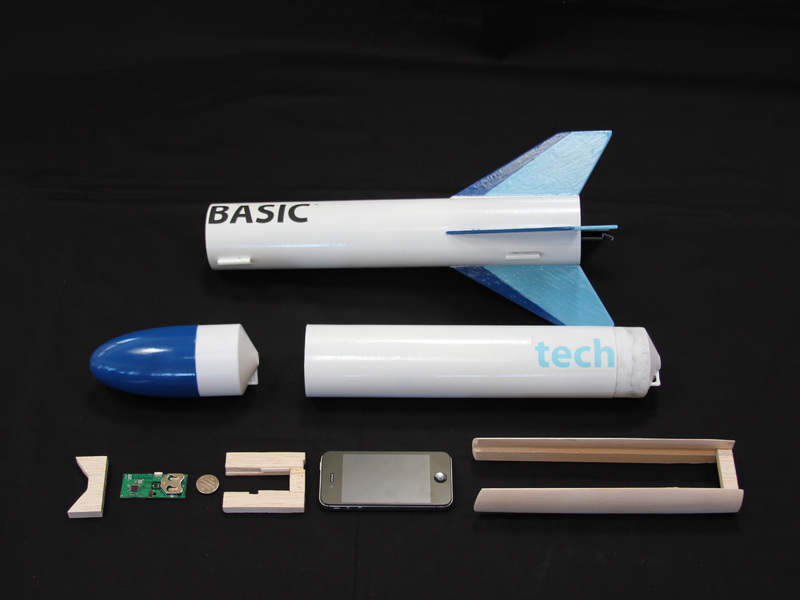 Fly an iPhone on a Rocket and Collect Data