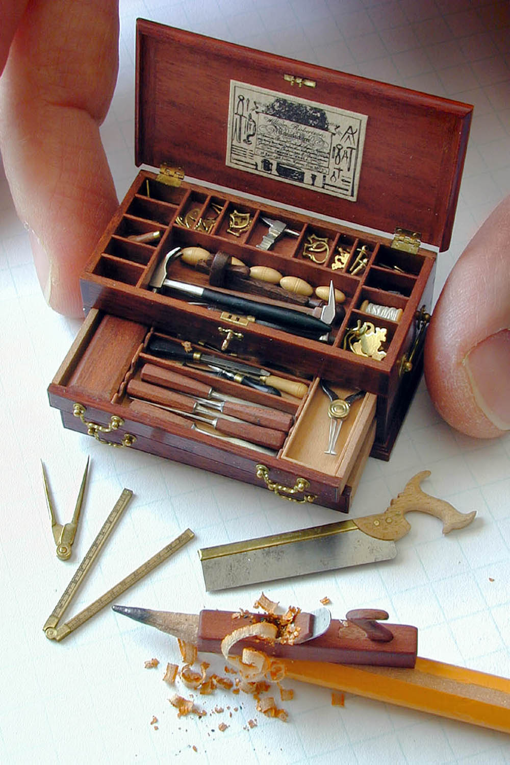 Remarkably Wee Tool Chest