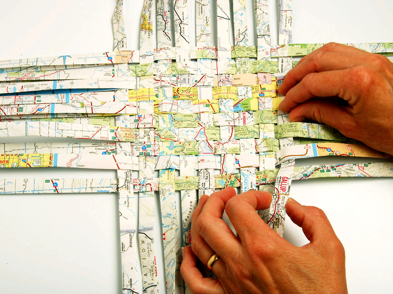 Weave Your Old Maps Together