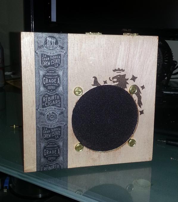Smokin' MonoBox Mod