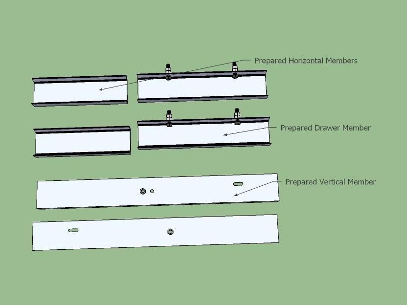 CEB Main Frame: U-Channel Prep