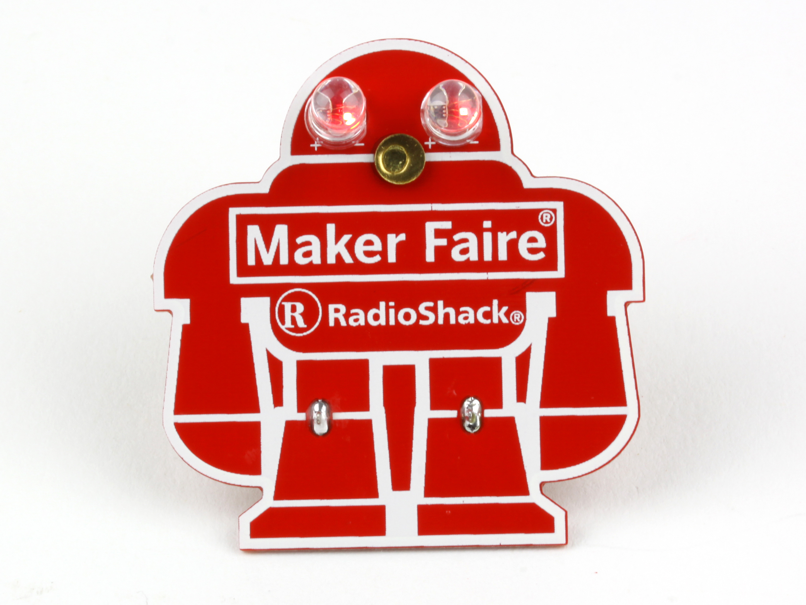 Maker Faire 2012 Electronic Skill Badge