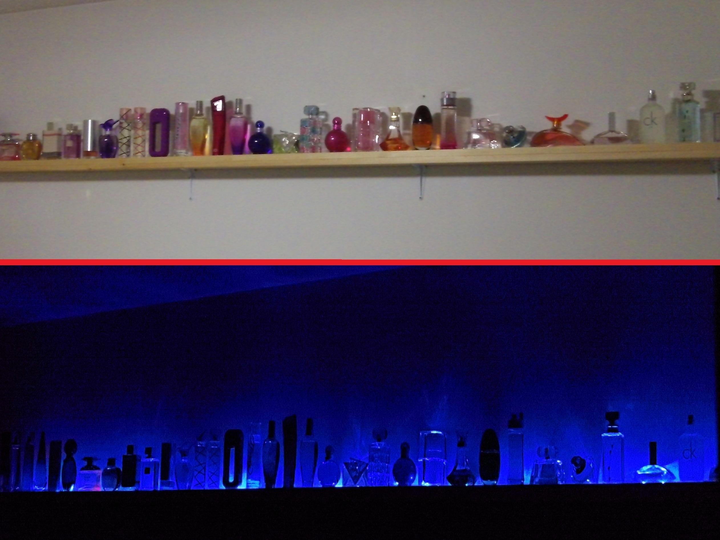 Lighted Shelf