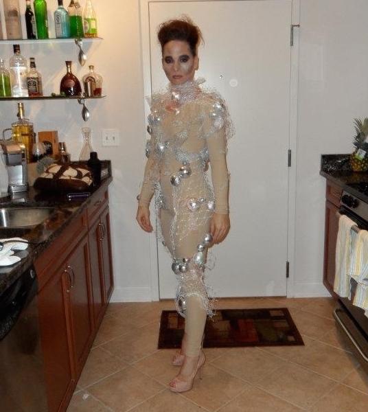 The Traveller (Halloween Costume)