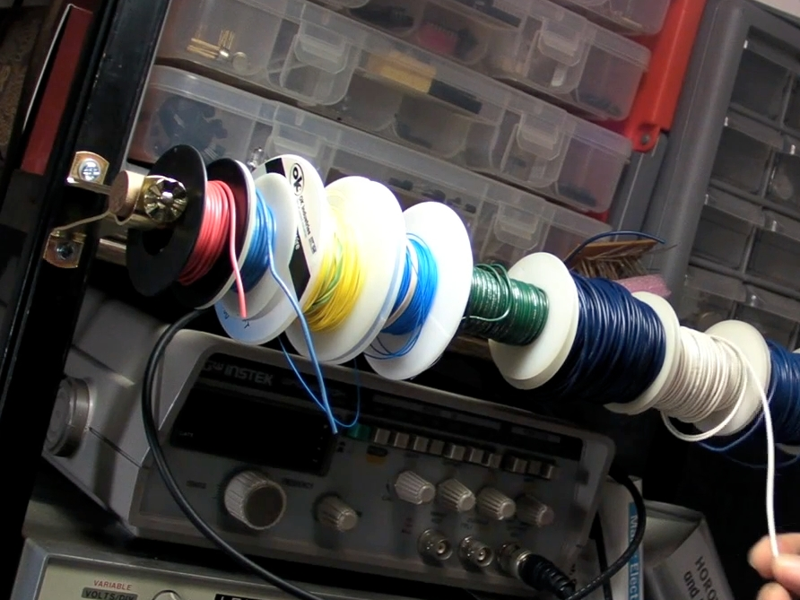 Quick & Easy Wire Rack