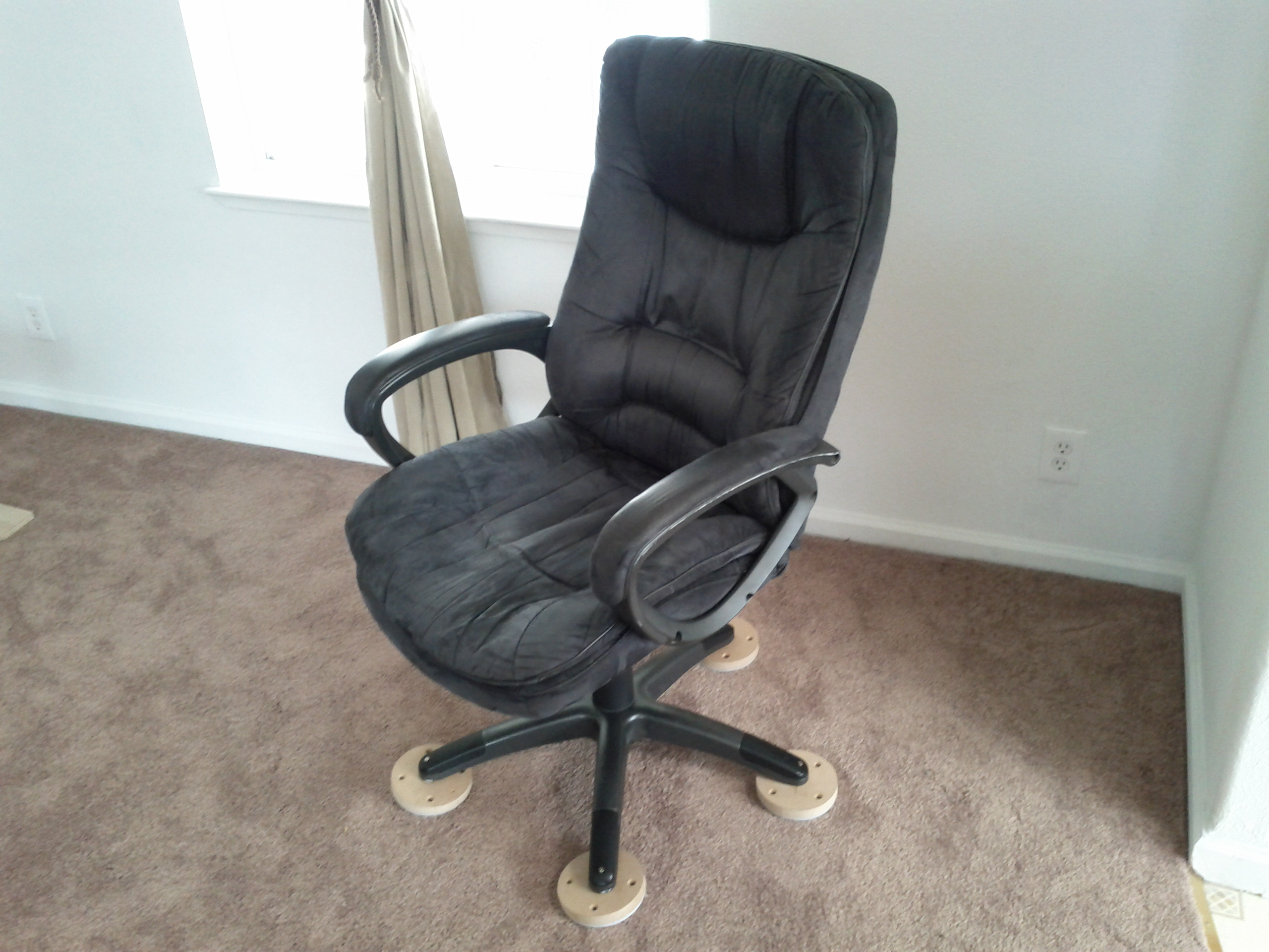 Chair Feet Office Chair Glides Make