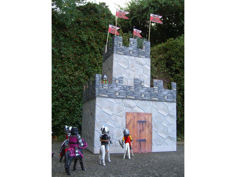 Fanciful Inkjet Fortress