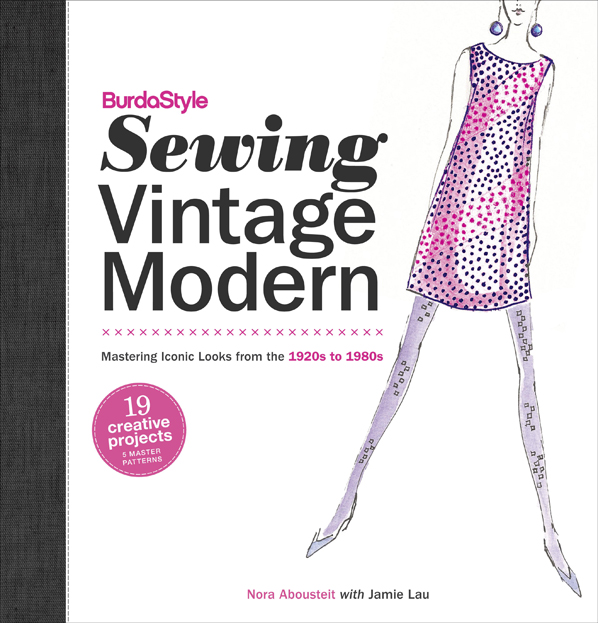 Book Giveaway: BurdaStyle Sewing Vintage Modern