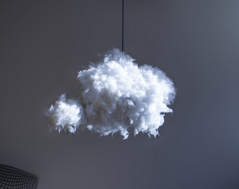 Richard Clarkson's Cloud, a Thunder and Lightning Visualizer