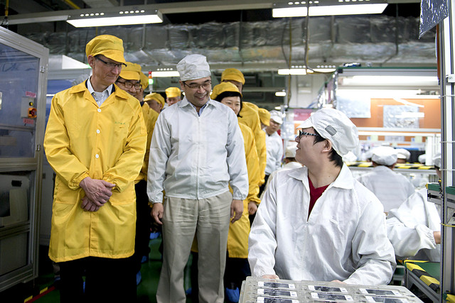 Foxconn, Makers, and the Future of U.S. Manufacturing