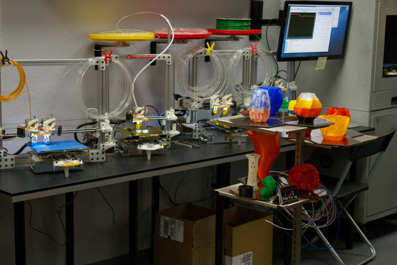 Diego Porqueras on Running a Physical 3D Printing Store
