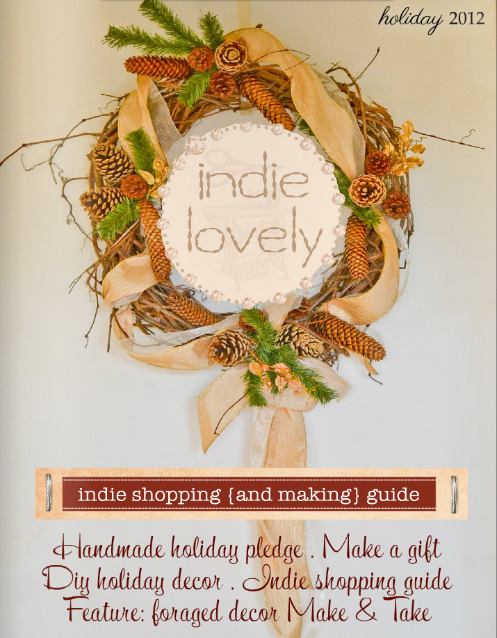 Indie Lovely Holiday Making Guide Now Available