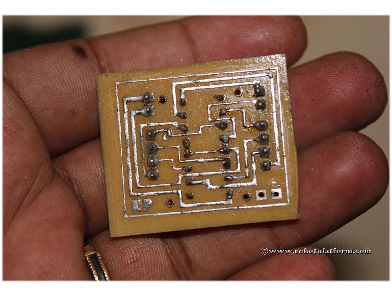 Printed Circuit Board Pcb Etching