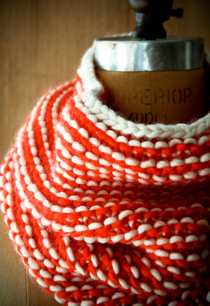 How-To: Knit Garter Gaiter